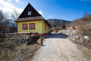 Vlkolinec - Słowacja