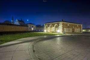 Twierdza oraz stare miasto w Zamościu