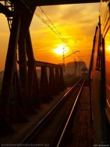 Most kolejowy w Opolu