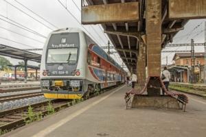 Stacja w Czeskim Cieszynie