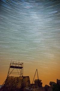 Gwiazdy na Szrenicy
